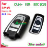 Keyless CAS4+ Fem Bdc Ecus Modified Smart Key with 4 Buttons Fsk 433MHz