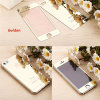 Color Mirror Tempered Glass Screen Protector for iPhone Mobile Accessories