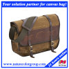 Mens Fashion Functional Canvas Messenger Travel Bag for Touring