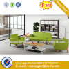 Modern Wooden Leather Classic Royal Living Room Sofa (HX-SN3081)
