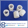 Alumina Ceramic Raschig Ring for Chemical Fillings Ceramic Saddles Supplier