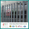 High Quality W Pale Euro Type Palisade Security Fence/ Steel Palisade Fence ISO9001