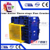 Ce Four Roller Three Stage Crusher for Ore
