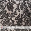 Charming Black Nylon Lace Fabric for Sale (M4008)