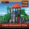 Ce Favor Kids Outdoor Plastic Playground for Park (X1432-3)