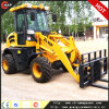 China Hydraulic 1ton Cheap Zl10 Mini Wheel Loader