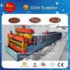 2016 Metal Glazed Tile Steel Coils Roll Forming Machine