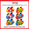 Plastic Injection Baby Motorcycle Toy Mould in China