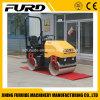 Hydraulic Vibrator Soil Compactor Mini Road Roller Compactor
