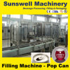 Hot Juice in Can Filling Machine