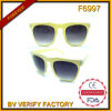 F6997 Modern Yellow Sunglasses Meet Ce FDA