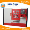 High Speed Linear Guide Rail Flat Bed CNC Lathe Machine