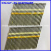 Screw Shank Plastic Coated Strip Nail for Framing Gas Nailer