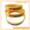 Dembossed Silicone Wristband for Sport (YB-SW-01)