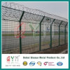 Steel Paint Welded Matal Airport Fence/ Airport Barbed Wire Fencing