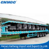 Best Quality 40FT Plat Form Container Cargo Semi-Trailer
