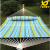 Color Stripe Quilted Hammock Swing