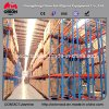 Steel Structure Double Deep Warehouse Rack Shelf
