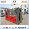 Heavy Duty Cattle Handling Equipment Cattle Crush