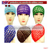 Work Cap Hair Accessories Crochet Hair Snood Hair Jewelry (P4077)