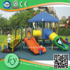 Residential Plastic Outdoor Playground Equipment Ky-10289