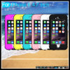 PC + Pet Full Body Cover for iPhone6 Waterproof Case Fingerprint Accept