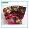 Bath Crystal Paper Packing Box with Fruit Design (HLDB002)