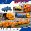 80 Cubic Meter Per Hour Big Aggregate Concrete Pump with Electrical and Diesel Power on Sale