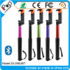 Foldable Clip Aluminum Built-in Bluetooth Selfie Stick for Mobile Phone