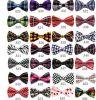 Fashion Unisex Silk Bow Ties