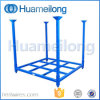 Powder Coating Portable Stacking Tire Rack for Sale