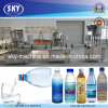 Linear Type Small Scale Water Beverage Bottling Machine/Plant