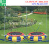 Single Inflatable Round Bungee Trampoline for Sale (BJ-KY03)