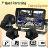 Railway Vehicles Quad Rear Vision System (DF-7370614)