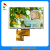 "4.3"" TFT LCD with Resistive Touch Panel"