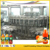 Apple/Orange/Lemon/Mango Juice Bottling Filling Machine with Three in One