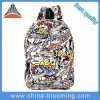 Women′s Girls Outdoor Fashion Backpack Printed School Students Bag