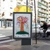 Street Furniture Advertising Aluminium Light Box