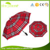 Popular Printed Auto Open 23inch Full Fiberglass Stick Umbrella