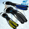 Open Heel Long Fins for Scuba Diving Fin