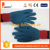 Ddsafety 2017 Blue Latex Coated Glove