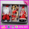 2017 New Products Kids Lovely Dolls Wooden Christmas Gifts for Kids W02A242