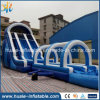 Popular Giant Inflatable Slide with Pool, Inflatable Water Slide for Kids and Adults for Sale