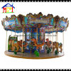 Ice Age Carousel Amusement Park Equipment Roundabout Horse