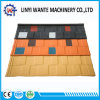 Double Colors 120 Mph Wind Resistance Shingle Roof Tiles