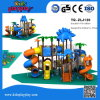 Kidsplayplay Public Place Equipment with Slide Dinosaur Series Outdoor Children Playground