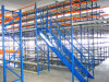 Multi-Level Warehouse Storage Mezzanine Floor Racking