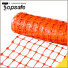 PE Orange, Green Color Safety Fence