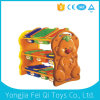 Kid Toy Plastic Toy Shelf Plastic Toy Kids School Furniture