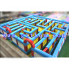 Inflatable Maze/Giant Laser Tag Inflatable Laser Maze Military Maze